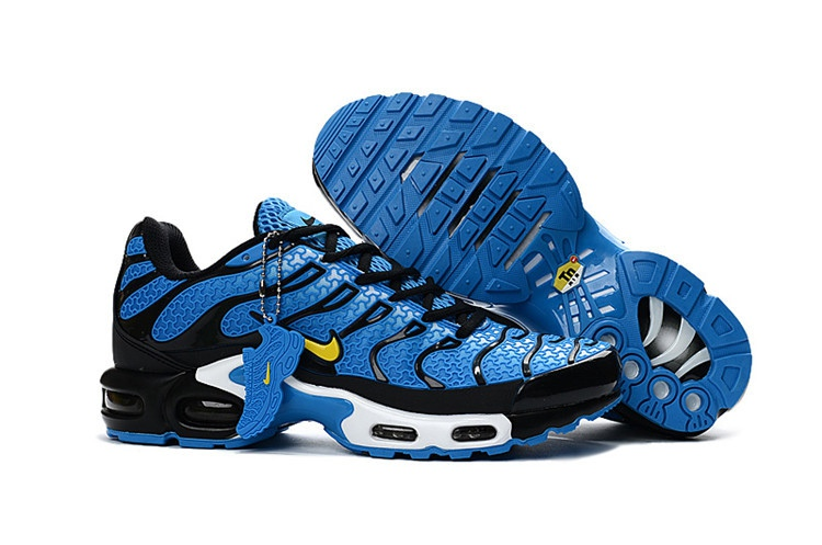 official photos 32e0a b3e74 ... Original Noir  2019 Baskets Nike Air Max Tn Requin ...